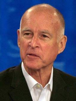 Governor Jerry Brown on the California Health Benefit Exchange