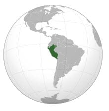Peru Earthquake 2011
