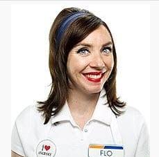 Progressive Insurance news Flo
