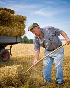 Crop Insurance conservation