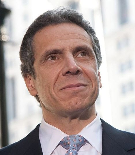 Governor Andrew Cuomo life insurance new york