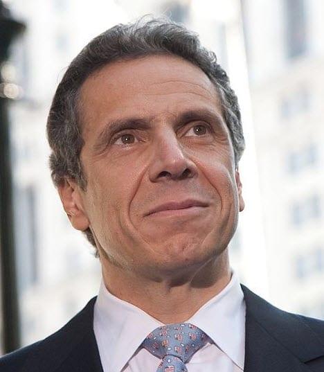 Governor Andrew Cuomo life insurance new york