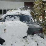 Snow Storm homeowners insurance