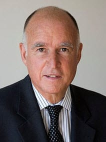 California Governor Jerry Brown on Workers Compensation bill