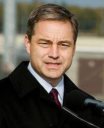 Alaska Health Insurance Governor Sean Parnell