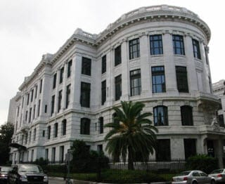 Louisiana lawsuit over health insurance
