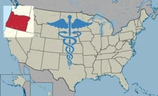 Oregon Health Insurance technology