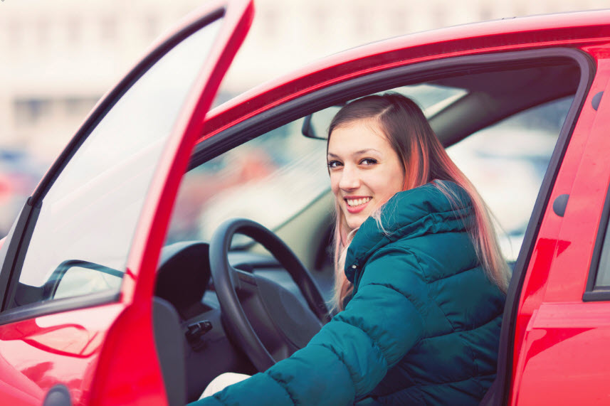 driving safety for teen drivers during winter