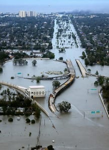 Hurricane Katrina insurance industry