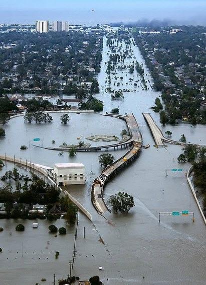 Hurricane Katrina insurance industry