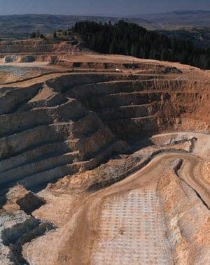 Mining Insurance Industry