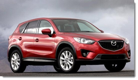 2013 Mazda CX-5 Vehicle Statistics
