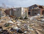 States hardest hit by tornados in the U.S