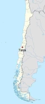 Chile Earthquake 2012