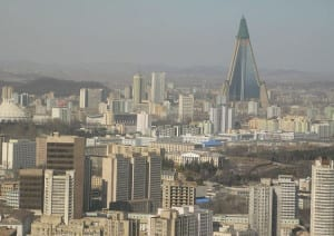North Korea Insurance sanctions