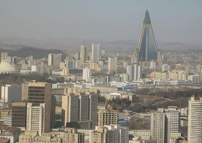 North Korea Insurance sanctions