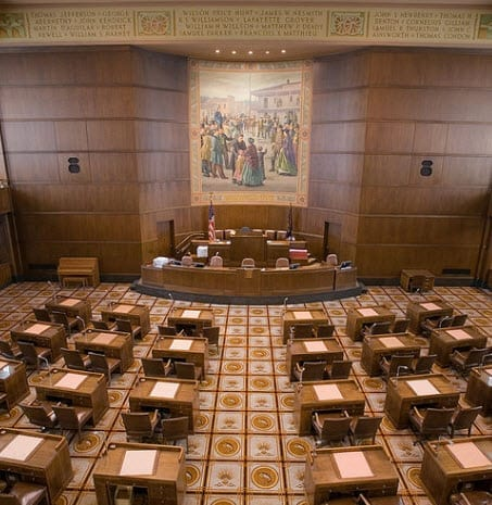 Oregon State Senate Health Care Reform
