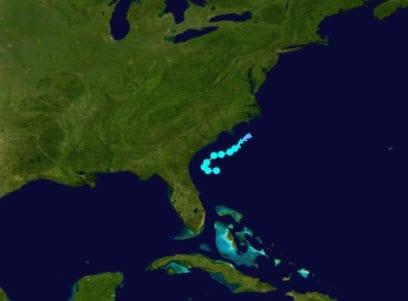 Hurricane Season 2012 - Tropical Storm Alberto