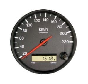 Usage based auto insurance