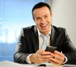 mobile commerce insurance industry
