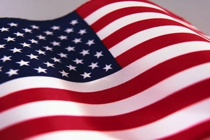 Cost of insurance - American Flag