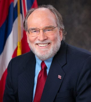 Governor Neil Abercrombie