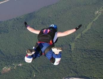 Skydiving insurance