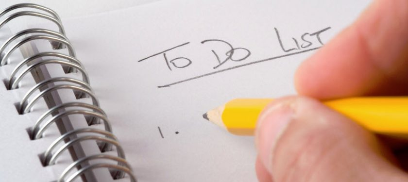 rv insurance claims to do list