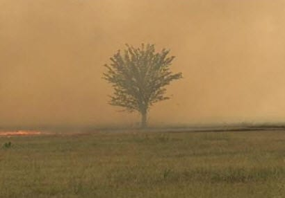 Creek County Fires