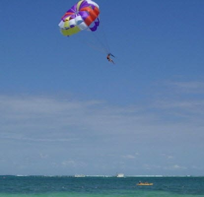 Insurance news headlines a uninsured parasailing incident