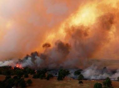 Oklahoma fires 2012