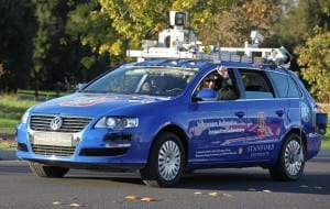 Self driving car auto insurance