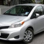2012 Toyota Yaris - Auto Insurance Report