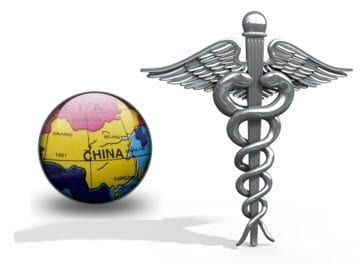 China Health Insurance agents