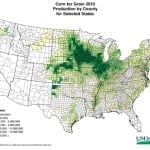 Corn Belt - GMO Crop Insurance program