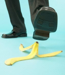 Insurance industry risks - Banana Peel Survey