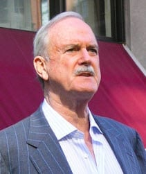 John Cleese insurance news article