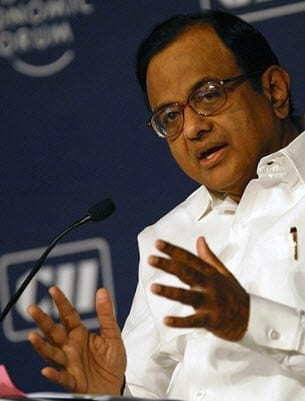Finance Minister of India, P. Chidambaram - Insurance News Headlines