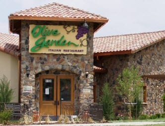 Health Insurance for employees at the Olive Garden