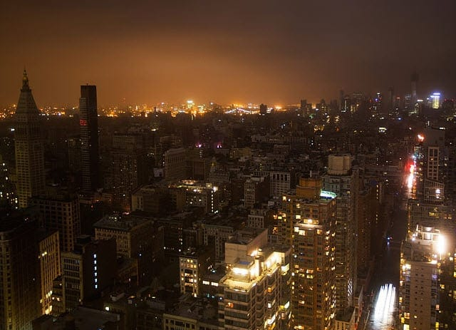 New York power outage from Hurricane Sandy- Homeowners Insurance Coverage