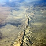 San Andreas Fault Line California earthquake insurance
