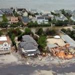 Hurricane Sandy Damage flood Insurance surcharge