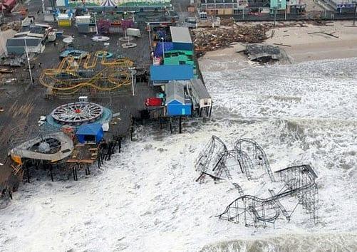 Inusrance Industry Hurricane Sandy