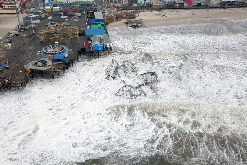 Flood Insurance Hurricane Sandy Jersey Shore