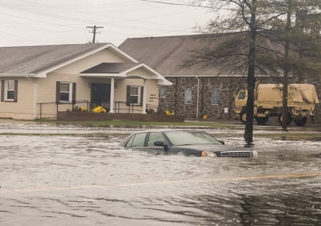 Homeowners flood Insurance