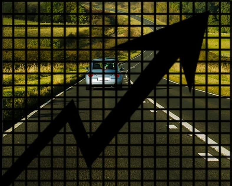 auto insurance premiums rise