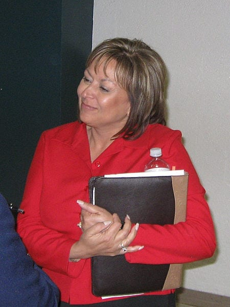 New Mexico Medicade Susana Martinez Governor of NM