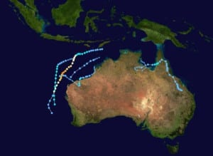 Floods Australia 2012 - 2013 Cyclone Season