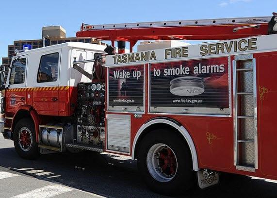 Tasmania Brushfires homeowners insurance