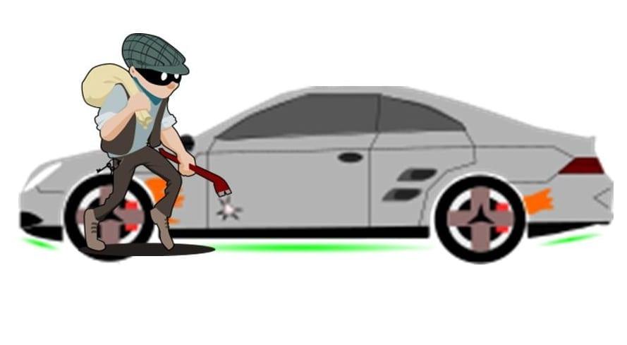 auto insurance stolen vehicle theft